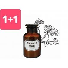 Magnesium citrate + Valerian pulv.