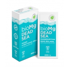 bioMg DEAD SEA + vit. B6, B12
