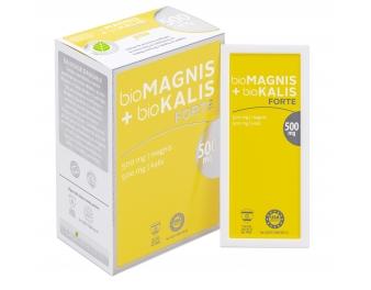 bioMAGNIS 500mg + bioKALIS 500mg