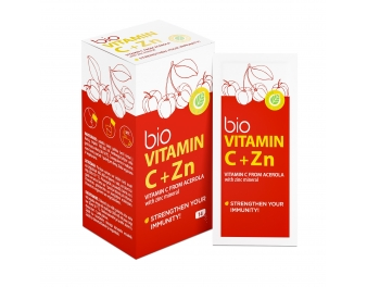 bioVITAMINAS C + Zn
