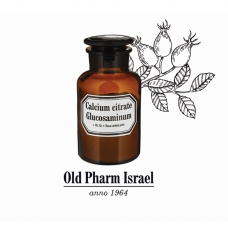 Calcium citrate Glucosaminum + Vit. D3 + Rosa canina pulv.
